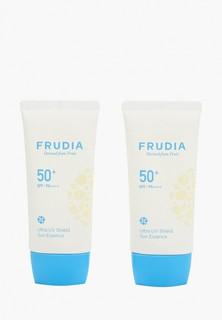 Крем солнцезащитный Frudia Крем-эссенция с ультра защитой от солнца SPF50+/PA++++ 2шт