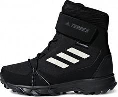 Ботинки детские утепленные Adidas Terrex Snow, размер 38