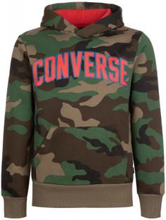 Худи для мальчиков Converse Collegiate Camo, размер 152