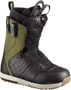 Ботинки сноубордические Salomon 18-19 Launch Olive Night - 46,0 EUR