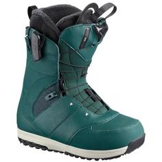 Ботинки сноубордические Salomon 18-19 Ivy Deep Teal - 37,0 EUR