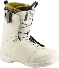 Ботинки сноубордические Salomon 18-19 Faction Sand - 45,5 EUR