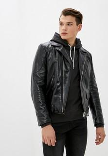 Куртка кожаная Replay