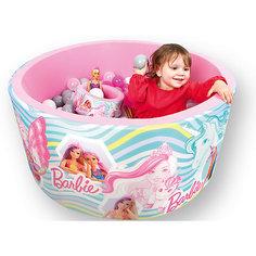 """Сухой бассейн Hotenok Barbie """"Сказочная история"""" с шариками"""