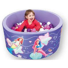 """Сухой бассейн Hotenok Barbie """"Сказочная вечеринка"""" с шариками"""