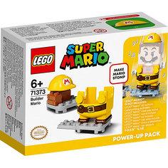 Конструктор LEGO Super Mario Марио-строитель. Набор усилений 71373, 10 элементов