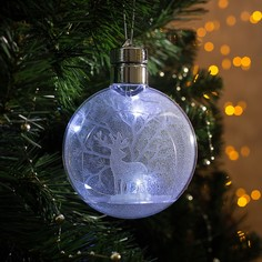Елочный шар Luazon Lighting