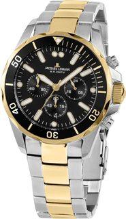 Мужские часы в коллекции Sport Мужские часы Jacques Lemans 1-2091i