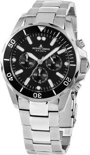 Мужские часы в коллекции Sport Мужские часы Jacques Lemans 1-2091F