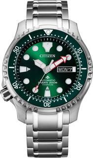 Японские мужские часы в коллекции Promaster Мужские часы Citizen NY0100-50X