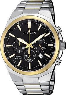 Японские мужские часы в коллекции Basic Мужские часы Citizen AN8174-58E