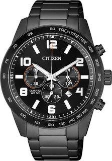 Японские мужские часы в коллекции Basic Мужские часы Citizen AN8165-59E