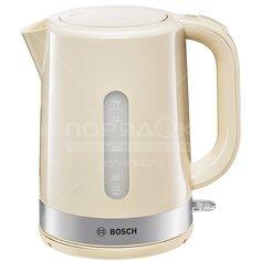Чайник электрический пластиковый Bosch TWK 7407, 1.7 л, 2.4 кВт