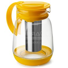 Чайник заварочный стеклянный 1600 мл, Lush LUS-160 Apollo