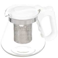 Чайник заварочный стеклянный, 700 мл, с фильтром 885-061 Agness