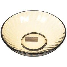 Тарелка обеденная стеклянная, 190 мм, дымка 62100 Elica