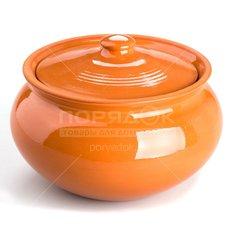 Супник керамический Терракота жаровня СУПК, 2.5 л