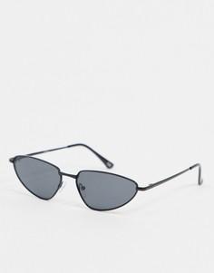 Черные солнцезащитные очки Jeepers Peepers-Черный