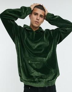 Худитемно-зеленого цветаChampion-Зеленый