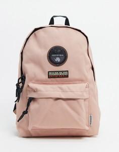 Розовый маленький рюкзак Napapijri Voyage 2