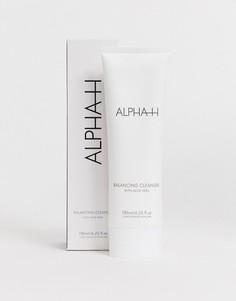 Очищающее средство для лица с экстрактом алоэ вера Alpha-H - 185 мл-Бесцветный