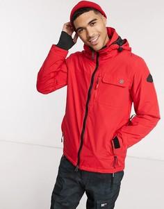 Красная куртка Surfanic-Красный