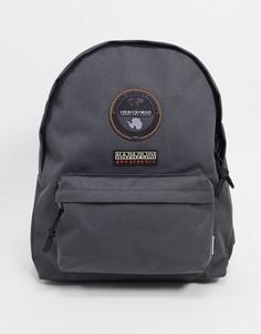 Серый рюкзак Napapijri Voyage