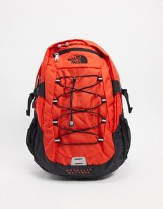 Красный классический рюкзак The North Face Borealis