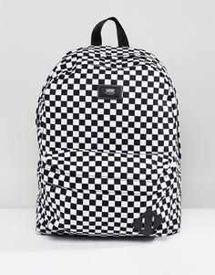 Рюкзак с шахматным узором Vans Old Skool Ii-Мульти