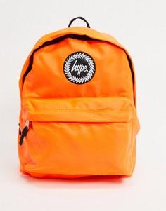 Ярко-оранжевый рюкзак Hype