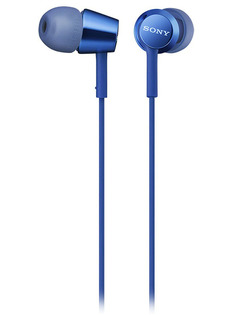Наушники Sony MDR-EX155 L Blue