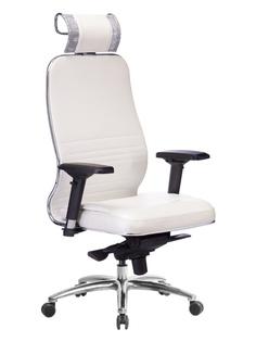 Компьютерное кресло Метта Samurai KL-3.04 White Swan