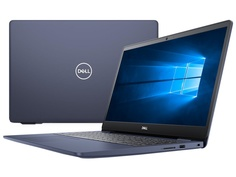 Ноутбук Dell Inspiron 5593 5593-7989 Выгодный набор + серт. 200Р!!!(Intel Core i7-1065G7 1.3GHz/8192Mb/512Gb SSD/nVidia GeForce MX230 4096Mb/Wi-Fi/Bluetooth/Cam/15.6/1920x1080/Windows 10 64-bit)