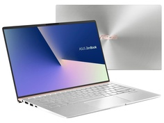Ноутбук ASUS Zenbook UM433DA-A5005T 90NB0PD6-M02300 Выгодный набор + серт. 200Р!!!(AMD Ryzen 5 3500U 2.1 GHz/8192Mb/512Gb SSD/AMD Radeon Vega 8/Wi-Fi/Bluetooth/Cam/14.0/1920x1080/Windows 10 64-bit)