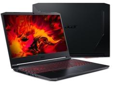 Ноутбук Acer Gaming AN515-55-568E NH.Q7PER.007 (Intel Core i5-10300H 2.5 GHz/8192Mb/1024Gb SSD/nVidia GeForce GTX 1660Ti 6144Mb/Wi-Fi/Bluetooth/Cam/15.6/1920x1080/DOS)