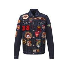 Джинсовая куртка Dsquared2