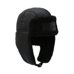 Утепленная шапка-ушанка Dolce & Gabbana