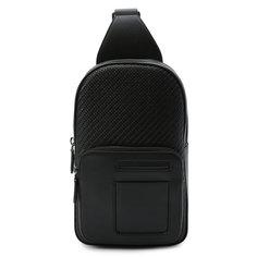 Кожаный рюкзак Ermenegildo Zegna