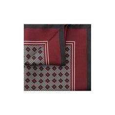 Шелковый платок Ermenegildo Zegna