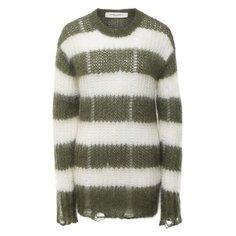 Шерстяной свитер Golden Goose Deluxe Brand