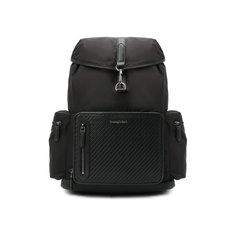 Комбинированный рюкзак Ermenegildo Zegna