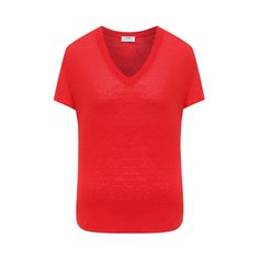 Льняная футболка LA FABBRICA DEL LINO