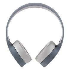 Наушники с микрофоном ROMBICA Mysound BH-08, 3.5 мм/Bluetooth, накладные, серый [bt-h012]