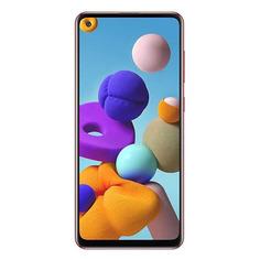 Смартфон SAMSUNG Galaxy A21s 64Gb, SM-A217F, красный