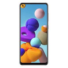 Смартфон SAMSUNG Galaxy A21s 64Gb, SM-A217F, черный