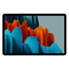 Планшет SAMSUNG Galaxy Tab S7 SM-T870, 6ГБ, 128GB, Android 10.0 черный [sm-t870nzkaser]