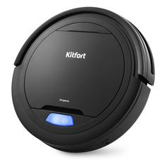 Робот-пылесос KITFORT КТ-562, 20Вт, черный