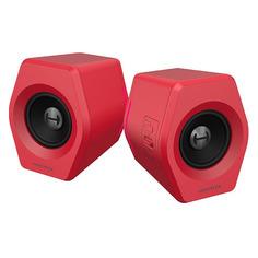 Колонки EDIFIER G2000, 2.0, красный