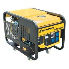 Бензиновый генератор CHAMPION GG11000E, 230 В, 9.5кВт