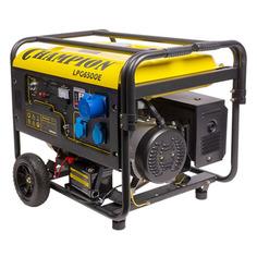 Бензиново-газовый генератор CHAMPION LPG6500E, 230, 5.5кВт